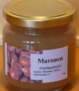 Maronen Marmelade / Fruchtaufstrich