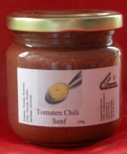 Tomate Chili Senf